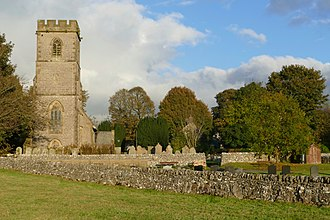 Biggin (Dovedale and Parwich Ward) - Image: St Thomas Church Biggin Derbyshire