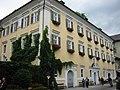 St Wolfgang-Schloss und ehemaliger Pfarrhof.JPG
