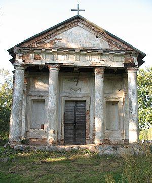 Ruzhany - Chapel of St. Casimir