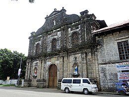 Sta Barbara Parish, Santa Barbara, Iloilo.JPG