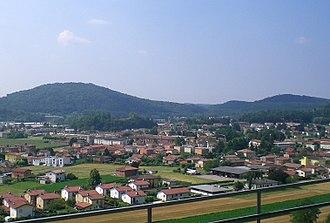 Stabio - Stabio village