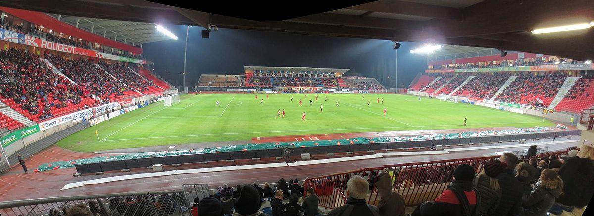 Image result for Stade Gaston Gérard