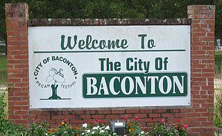 Baconton, Georgia City in Georgia, United States