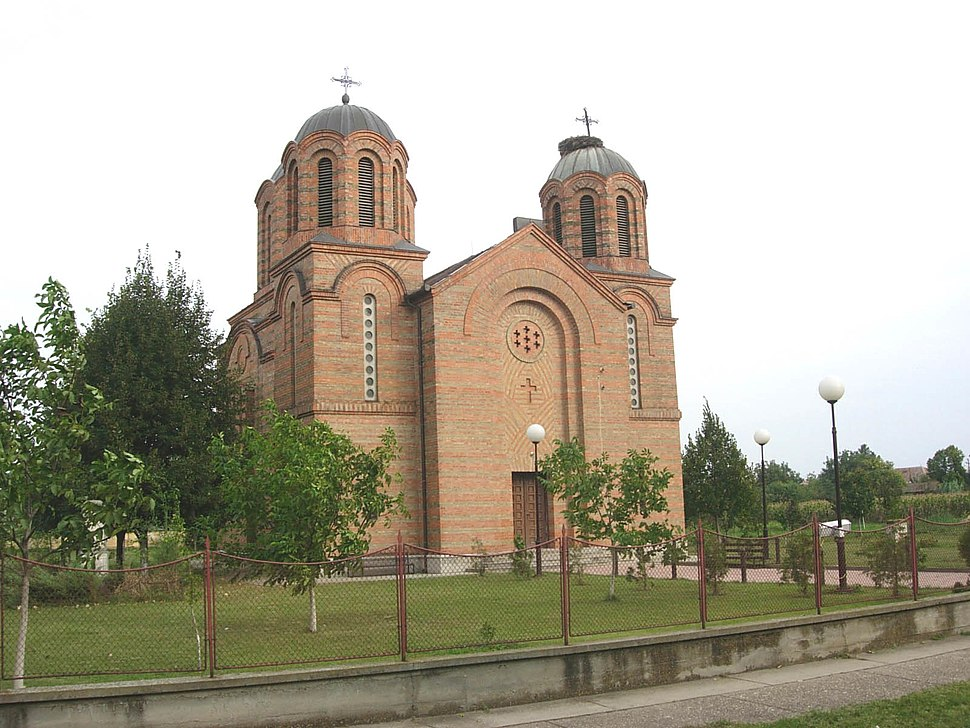 Stajićevo, Orthodox Church