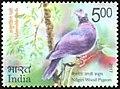 Stamp of India - 2017 - Colnect 912516 - Nilgiri Wood Pigeon Columba elphinstonii.jpeg