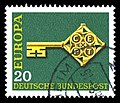 Stamps of Germany (BRD) 1968, MiNr 559.jpg
