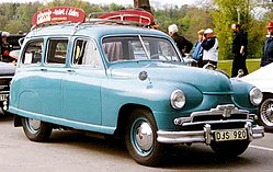 Standard Vanguard Station Wagon 1954