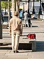 Standing figure - geograph.org.uk - 1876625.jpg
