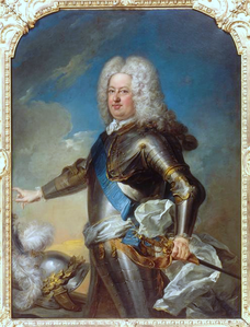 Ritratto di Jean-Baptiste van Loo
