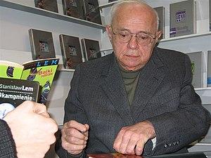 Stanisław Lem, Kraków (Polonya), 30.10.2005