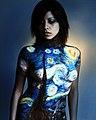 Starry night body painting.jpg