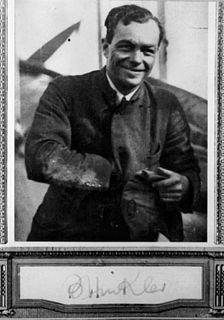 Bert Hinkler Australian aviator