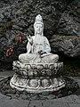 Statue of Guanyin, Mount Fanjing, 31 March 2020.jpg