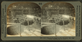 "Steel ingot on the ""table"" of the ""blooming"" mill, steel works, Pittsburg, Pa., U.S.A, from Robert N. Dennis collection of stereoscopic views.png"