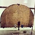 Stela of Princess Isis, daughter of King Ramesses VI (8609458954).jpg