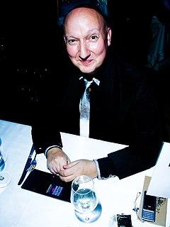 Stephen Jones (milliner) leading British milliner, born 1957