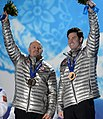 Steven Holcomb and Steven Langton 2014.jpg