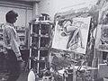Steven in Atelier 1982.jpg