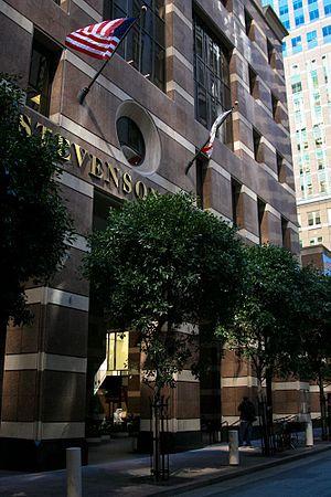 Lending Club - Stevenson Place, San Francisco, the location of Lending Club headquarters