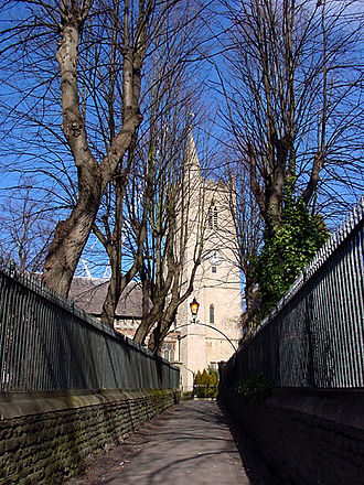 St James' Priory, Bristol - Image: Stjameschurch