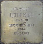 Stolperstein Böchingen Kern Edith.jpeg