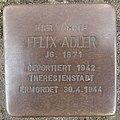 Stolperstein Issum Gelderner Straße 39 Felix Adler.jpg