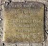 Stolperstein John-Sieg-Str 3 (Liber) Max Kniebel.jpg