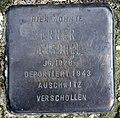 Stolperstein Platz der Vereinten Nationen 5 (Frhai) Werner Anschel.jpg