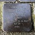 Stolperstein für Birgit Ruth Berkowitz in Hannover.jpg