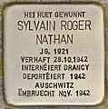 Stolperstein für Sylvain Roger Nathan (Esch-sur-Alzette).jpg