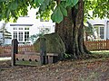 Stone and Stocks, Village Green, Grimston - geograph.org.uk - 313051.jpg