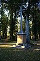 Strašnický hřbitov kříž.jpg