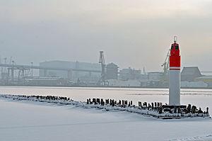 Stralsund, Mittelmole (2012-02-05) 2, by Klugschnacker in Wikipedia.jpg