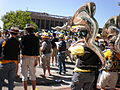 Straw Hat Band at Cal Day 2009 2.JPG