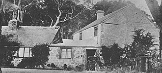Eliza Grey - A photograph of Strawberry Hill Farm, Albany