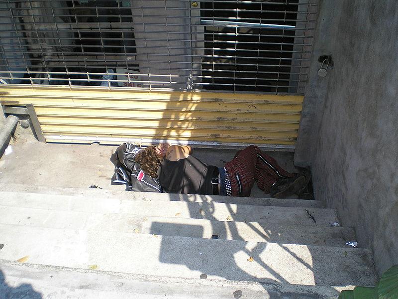 File:Street Sleeper 4 by David Shankbone.JPG