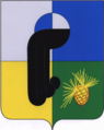 Strezhevoy coat of arms.png