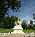 Stupa, Buddhistisches Kloster Letzehof 1.JPG