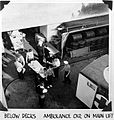 Suez Crisis; invasion of Egypt, ambulance car Wellcome L0024933.jpg