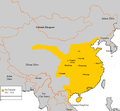 Sui Dynasty - Greatest Extent.PNG