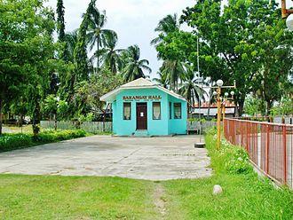 Barangay - Sulop Barangay Hall