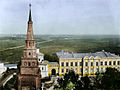 Sumbeki Tower During Russian Empire Colorised.jpg
