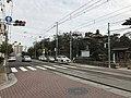 Sumiyoshi-Toriimae Station 20190203-3.jpg