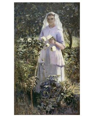 Anna Huntington Stanley - Summer, 1895