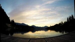 File:Sunrise atLake Bled.webm