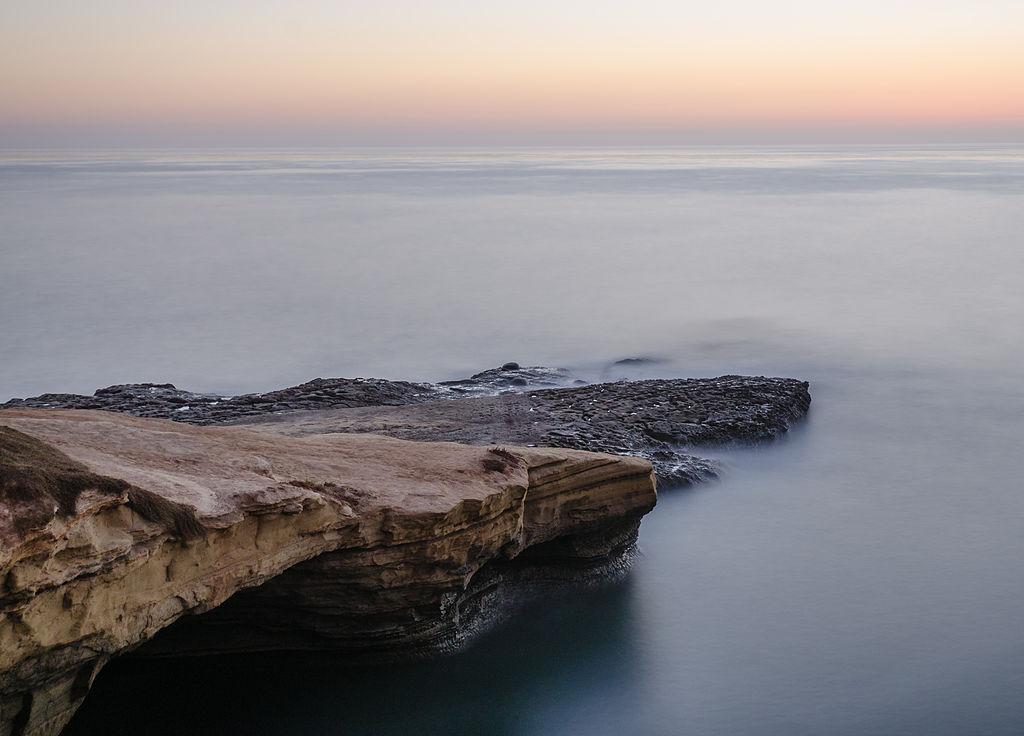 Sunset Cliffs Natural Park Cliff Jumping
