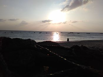 Sunset at beach at deadend of india.jpg