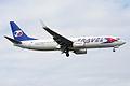 Sunwing Airlines, OK-TVT, Boeing 737-86N (17411747181).jpg
