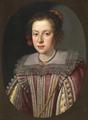 Sustermans - Claudia de' Medici, oval.png