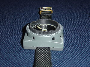 Suunto - Suunto wrist mount diving compass